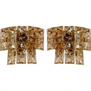Pair of 1960's Austrian Sconces