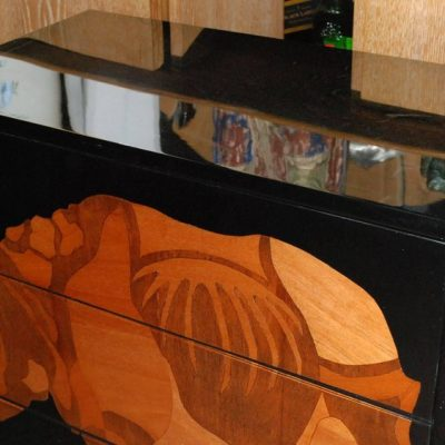 Pair-of-Lacquered-and-Wood-Inlay-Rhino-Design-Chest-of-Drawers-7