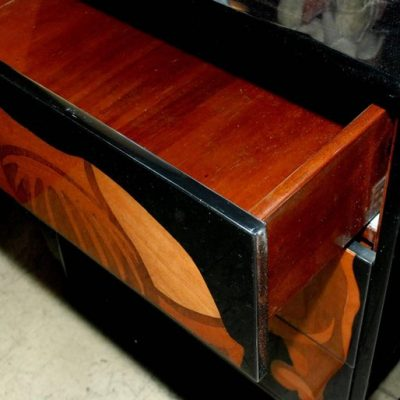 Pair-of-Lacquered-and-Wood-Inlay-Rhino-Design-Chest-of-Drawers-8